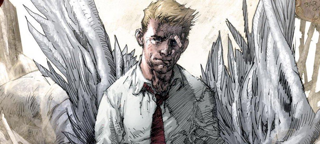 John Constantine: Hellblazer | Primeiras HQs são republicadas no Brasil