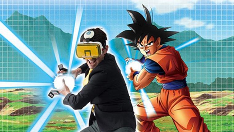 Dragon Ball Z | Acessório permite soltar Kamehameha em realidade virtual