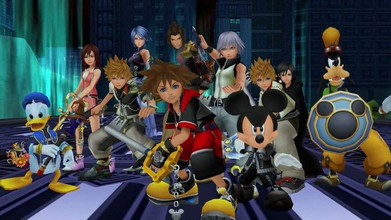 Enfeite seu escritório com esse peso de papel de Kingdom Hearts