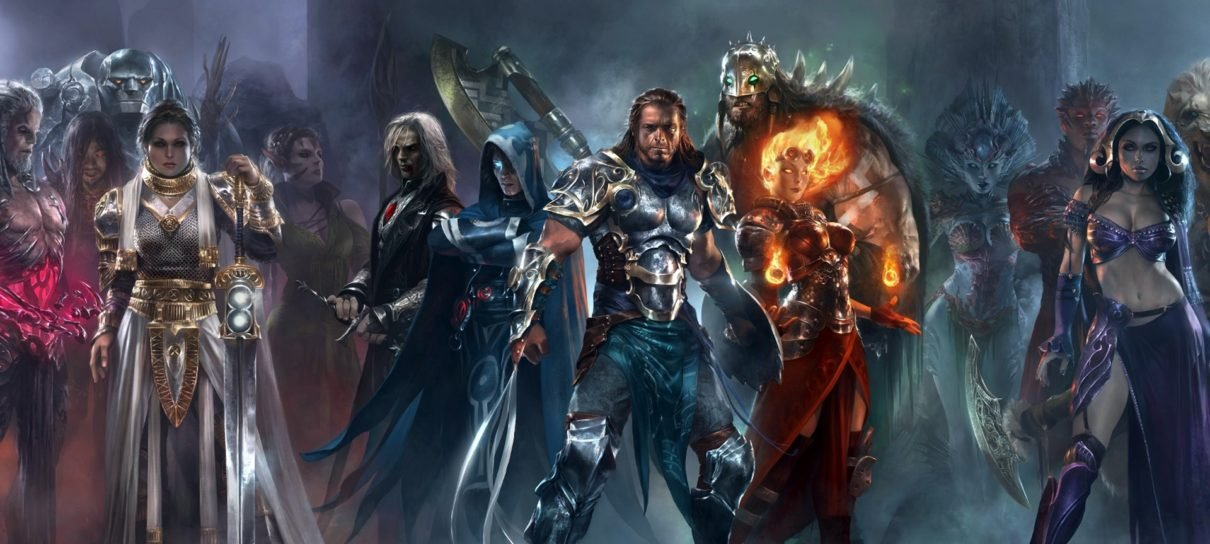 Wizards of the Coast bane carta ultra poderosa de Magic
