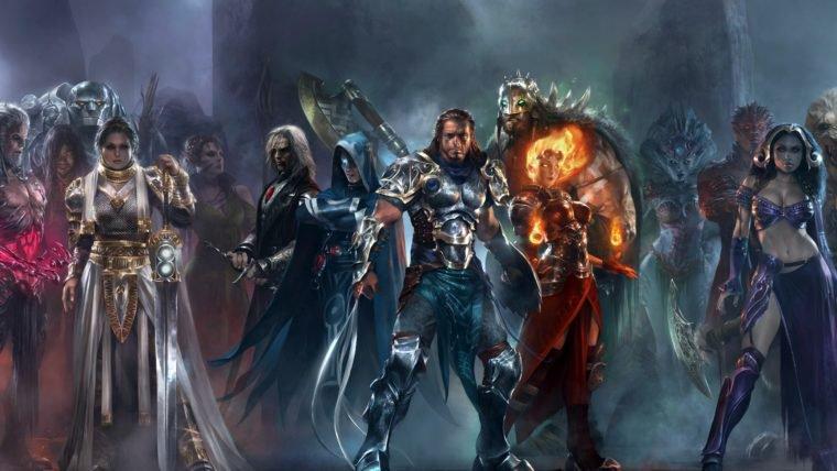 Wizards of the Coast bane carta ultra poderosa de Magic