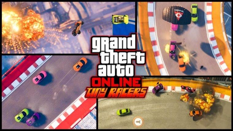GTA Online receberá modo de jogo