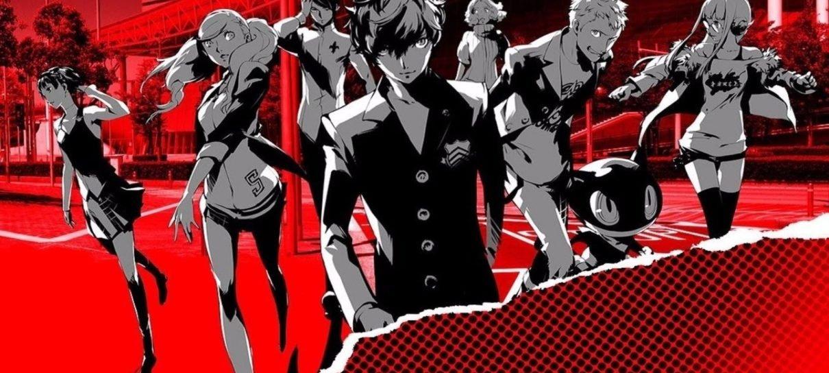 Persona 5   Atlus registra um monte de domínios relacionados ao jogo