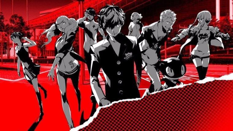 Persona 5 | Atlus registra um monte de domínios relacionados ao jogo