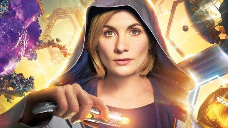 Doctor Who | 11ª temporada ganha pôster multicolorido