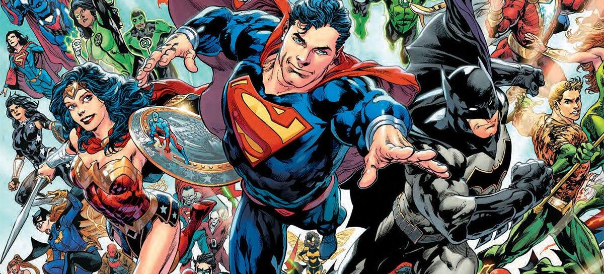 O Renascimento da DC é o melhor dos super-heróis no momento