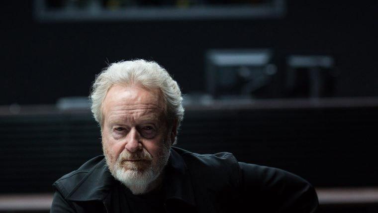 Ridley Scott vai dirigir drama na Segunda Guerra Mundial