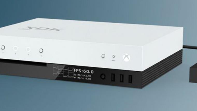 Project Scorpio | Veja as imagens da carcaça da unidade de desenvolvimento do console