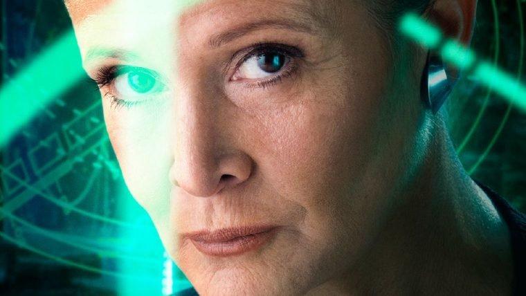 Star Wars | Episódio IX terá cenas já gravadas de Carrie Fisher