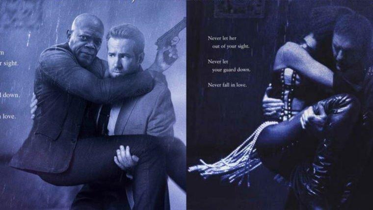 The Hitman's Bodyguard | Novo pôster do filme é estranhamente familiar