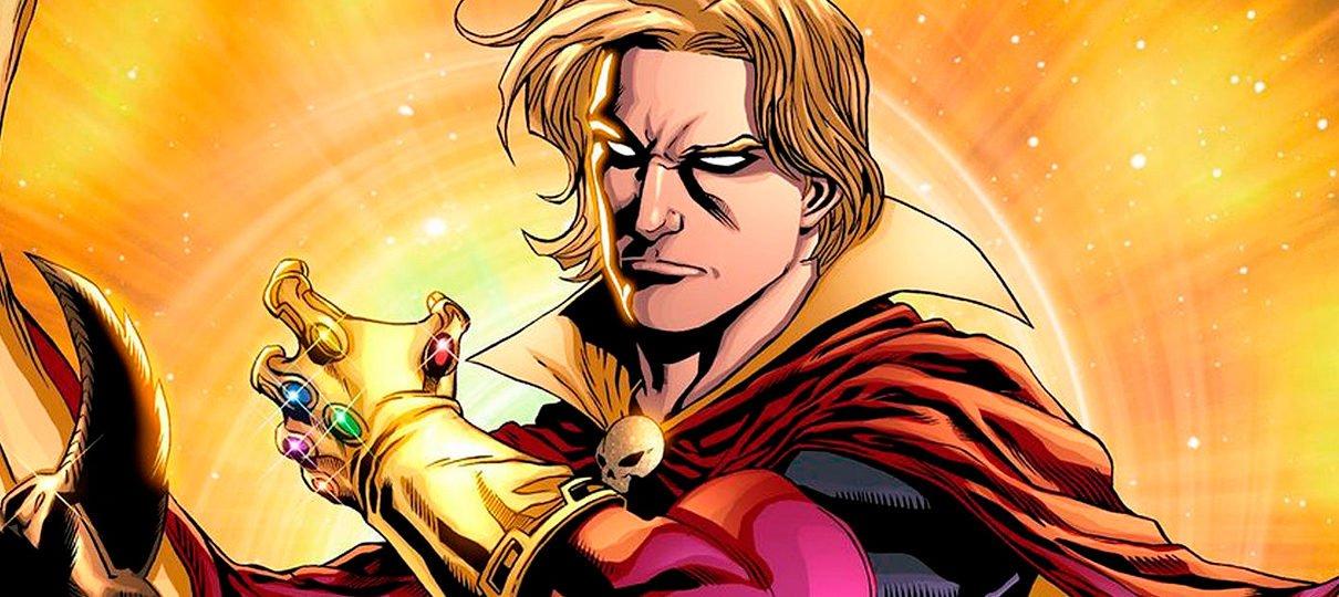 Adam Warlock estava em Guardiões da Galáxia Vol. 2, segundo James Gunn