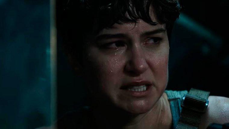 Alien: Covenant   Dra. Elizabeth Shaw aparece em novo e assombroso trailer