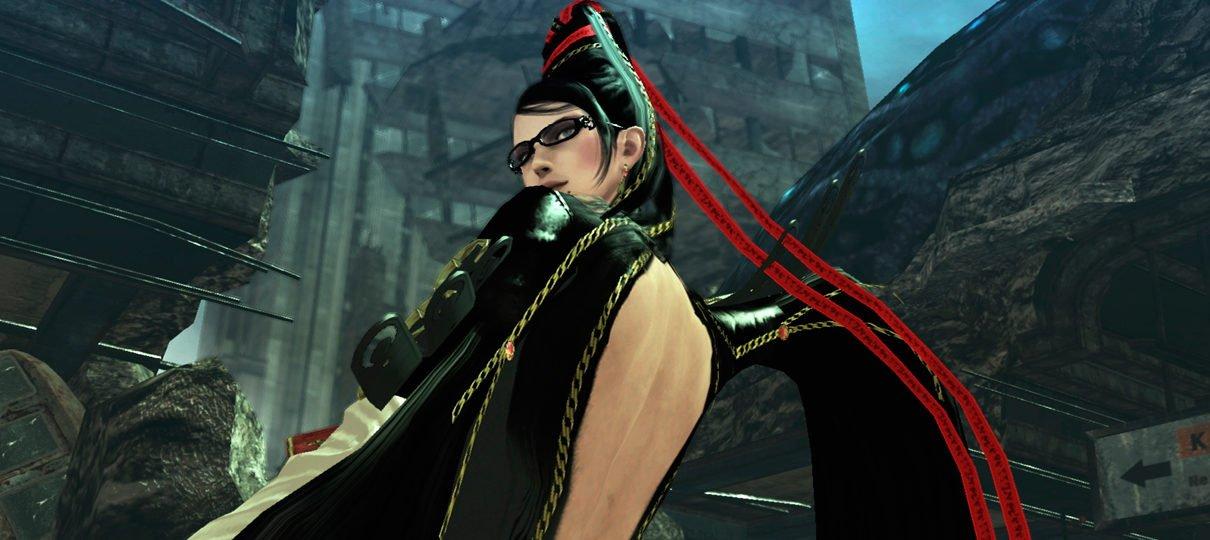 Bayonetta vendeu mais de 100 mil cópias no PC em uma semana