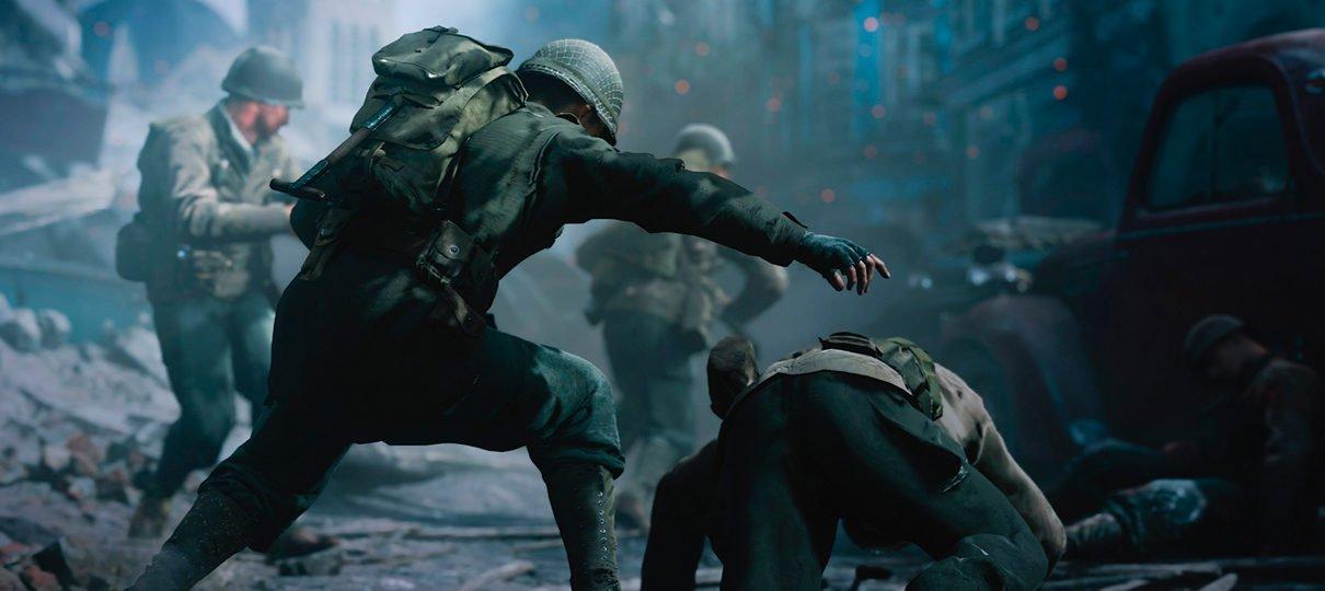 Call of Duty: WWII | Versão digital custa R$ 200; Digital Deluxe custa R$ 300