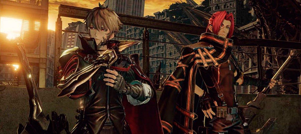 Code Vein | Confira as primeiras imagens do novo RPG da Bandai Namco