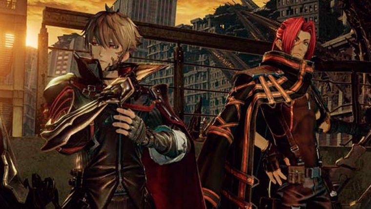 Code Vein   Confira as primeiras imagens do novo RPG da Bandai Namco