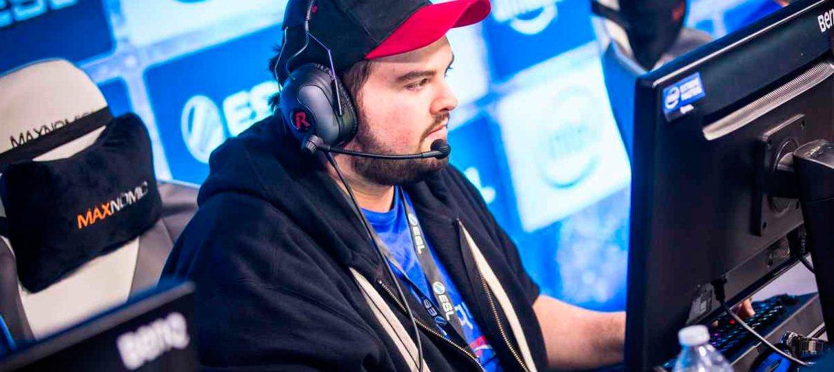 CS:GO   Brasileiros fizeram ameaças de morte a jogador norte-americano e sua família