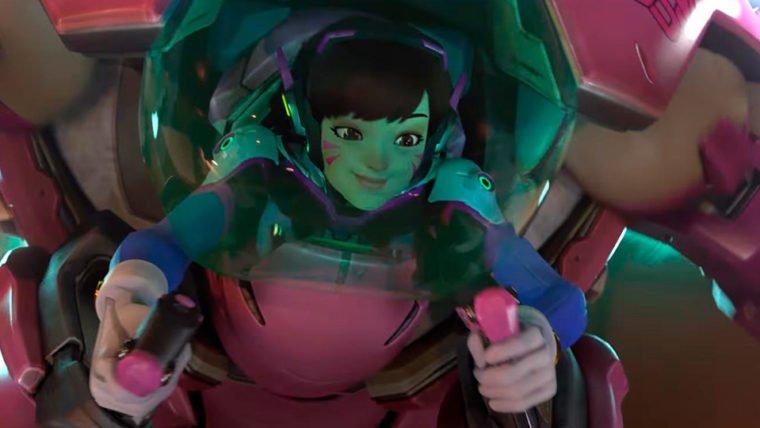 Heroes of the Storm | D.Va, de Overwatch, é nova heróina do Nexus