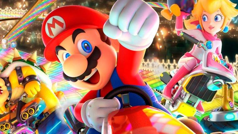 Mario Kart 8 Deluxe | Imagens vazadas revelam pacote de Nintendo Switch com jogo
