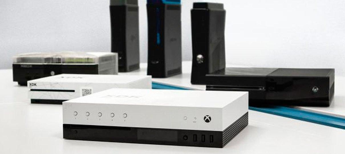 Project Scorpio superou as expectativas, segundo chefão da Xbox