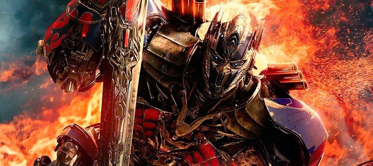 Você vacilou e estão preparando mais 14 filmes de Transformers