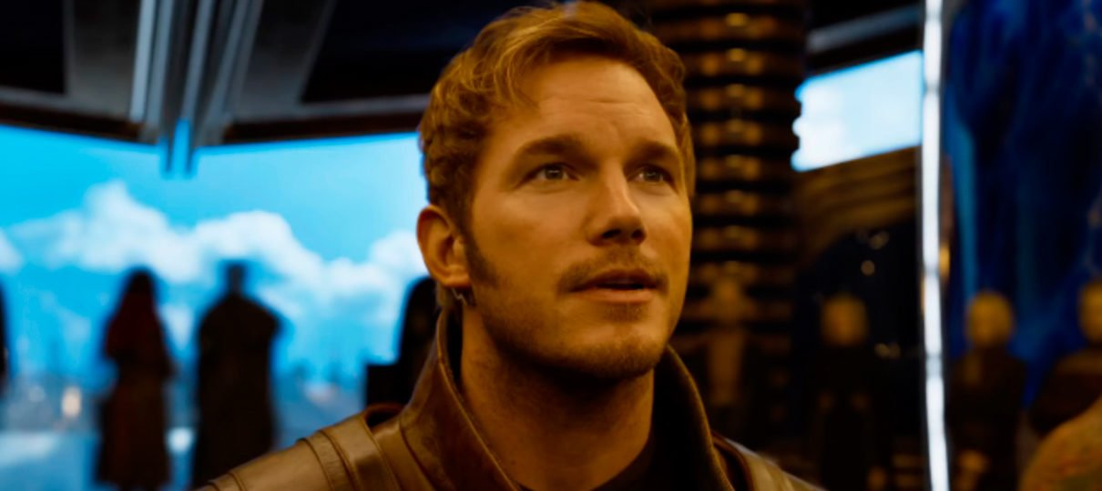Vingadores: Guerra Infinita | Chris Pratt fala sobre atuar com Robert Downey Jr.