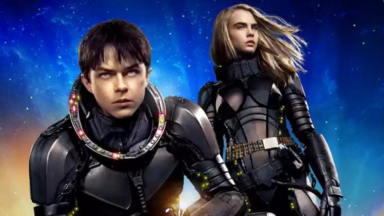 Valerian e a Cidade dos Mil Planetas se torna o filme mais caro da história da França