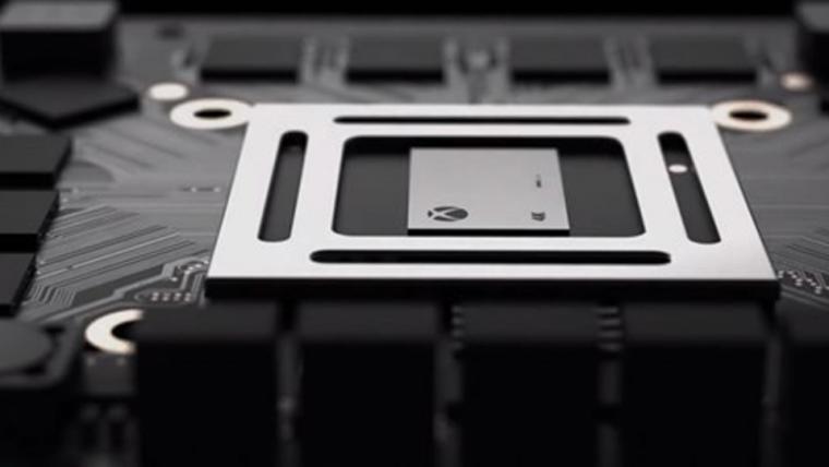 Xbox | Project Scorpio terá