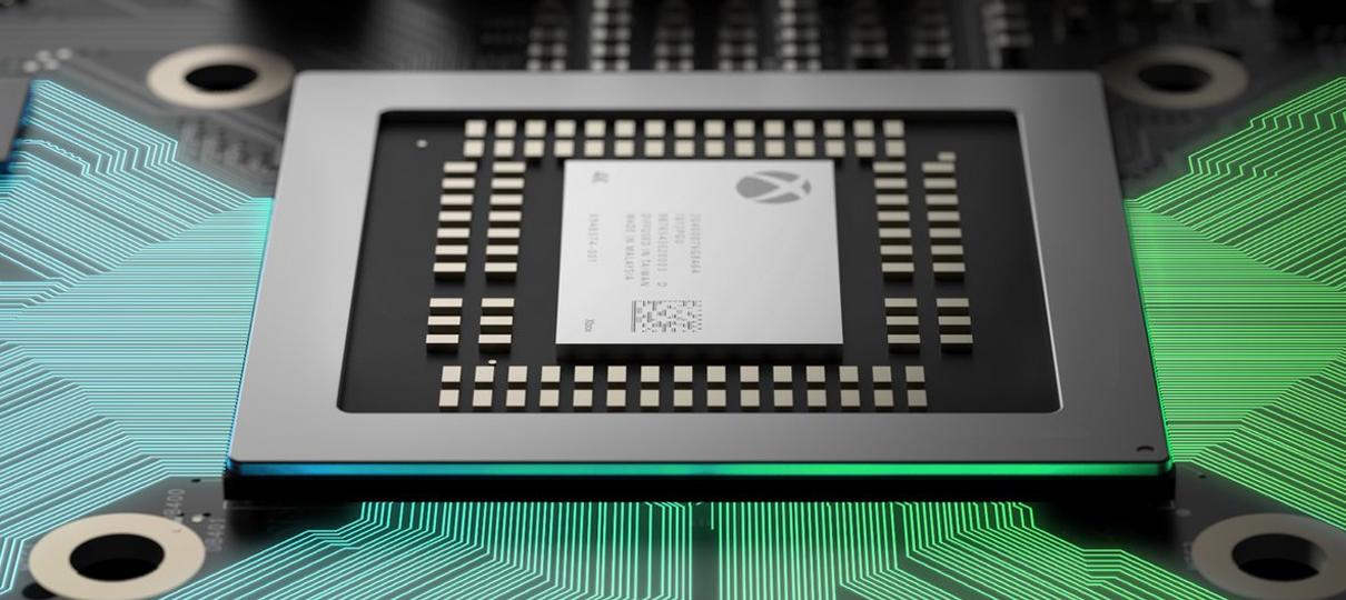 Xbox revelará especificações técnicas do Project Scorpio nessa quinta-feira (6)