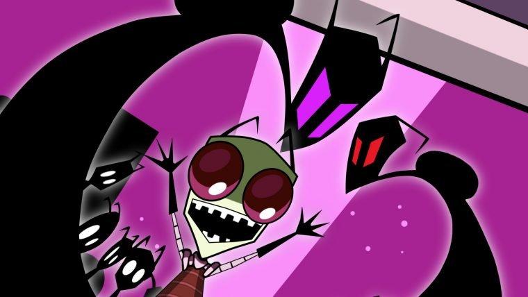 Nostalgia: Nickelodeon vai produzir telefilme de Invasor Zim
