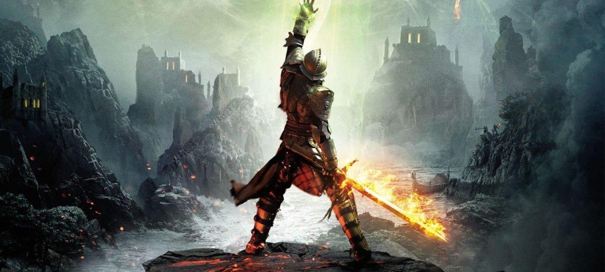 Novo Dragon Age está em desenvolvimento, sugere roteirista da BioWare