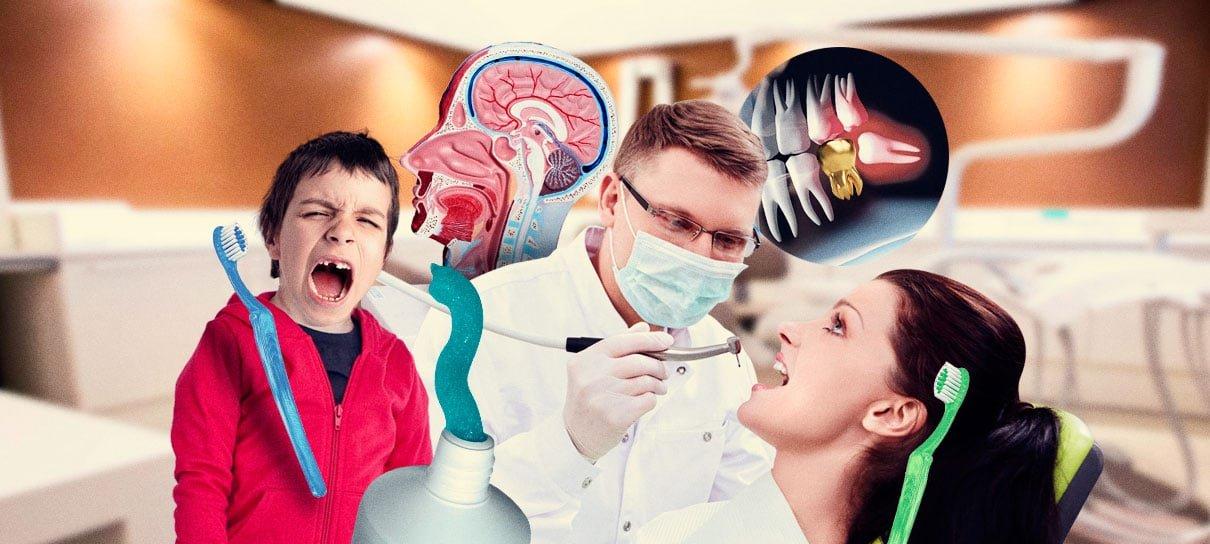 Profissão: Dentista