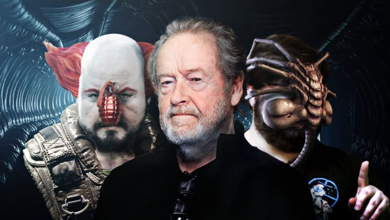Alien: Ridley Scott ADOROU o Ozob!