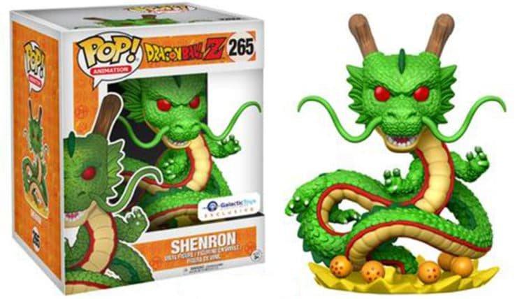 Dragon Ball Z | Não é preciso juntar esferas do dragão para desejar este Funko de Shenlong