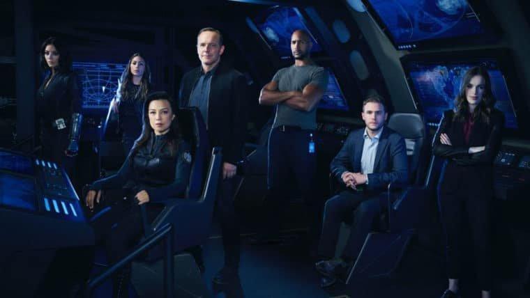 Agents of SHIELD é renovada para a quinta temporada