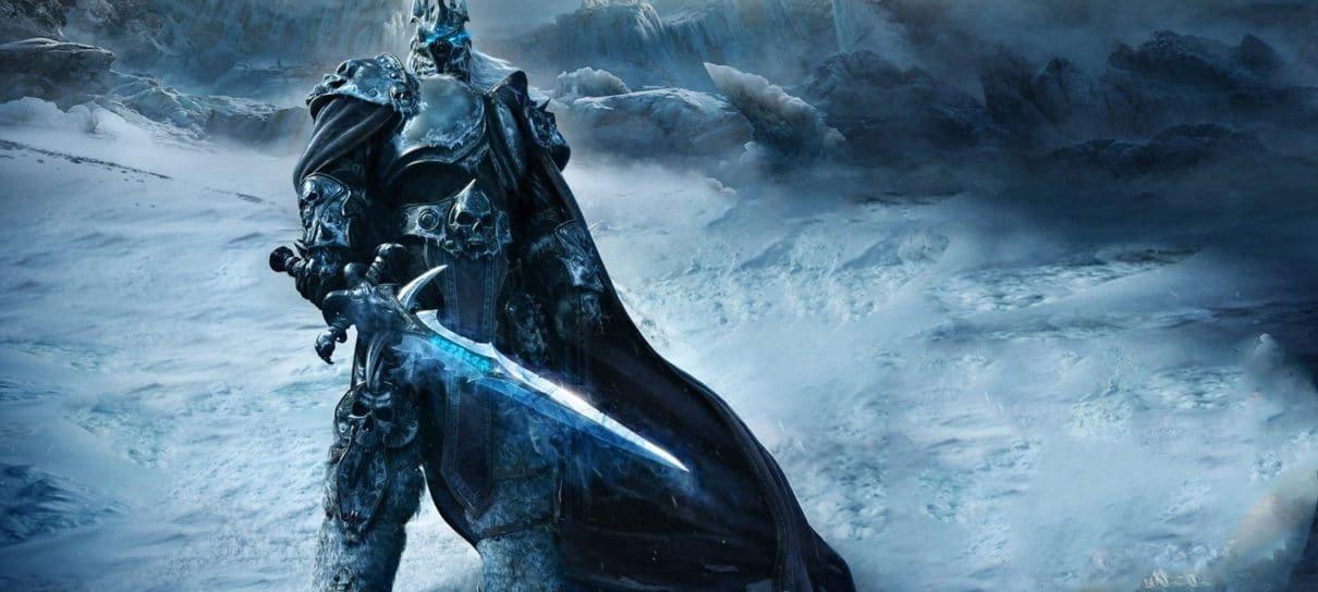 Blizzard está trabalhando em um jogo de Warcraft para celulares