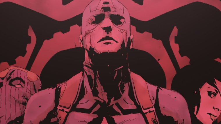 Como assim? O Capitão América nazifascista foi digno do Mjolnir