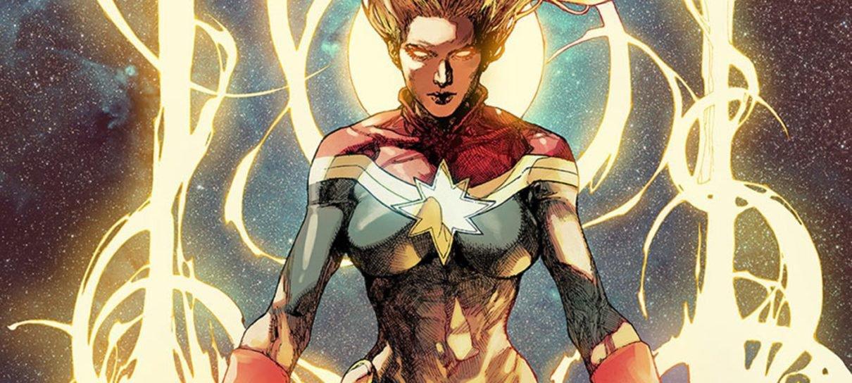 Capitã Marvel terá ligação com o Reino Quântico