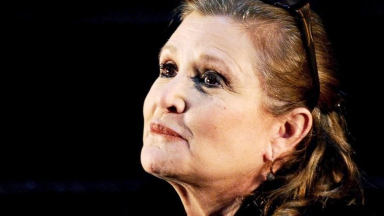Billie Lourd publica foto de Carrie Fisher no Star Wars Day