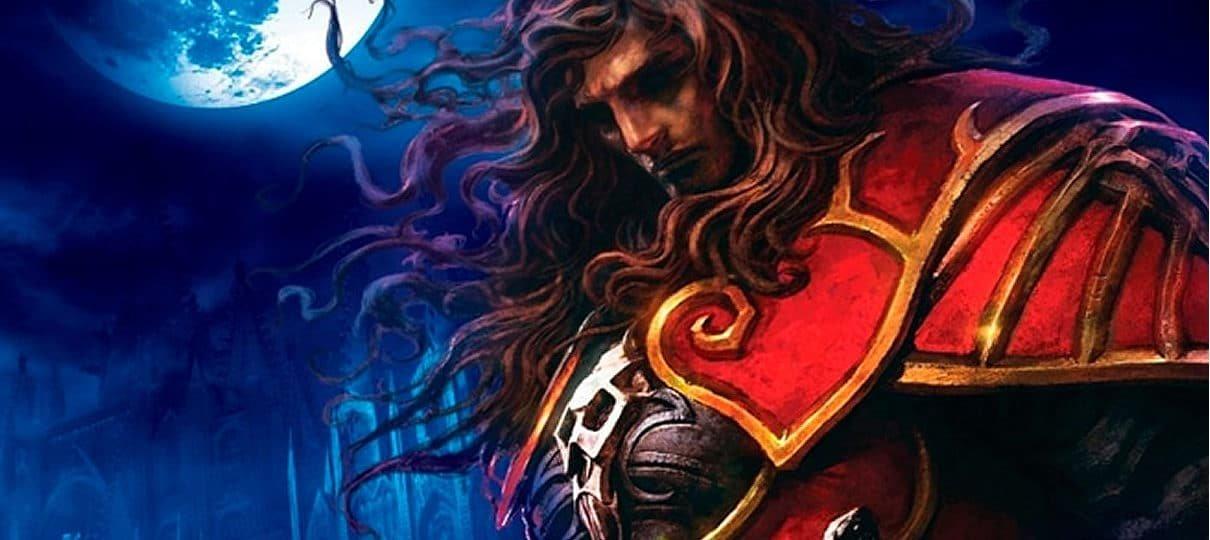 Os 10 jogos mais vendidos da franquia Castlevania; será o que seu preferido está na lista?