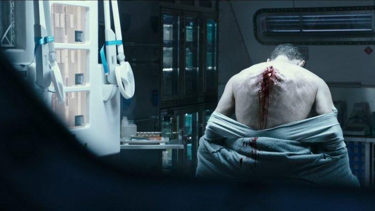 Nova prévia de Alien: Covenant é incrivelmente tensa