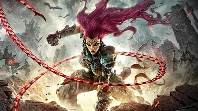 Darksiders III | Amazon vaza imagens do jogo que deve chegar em 2018