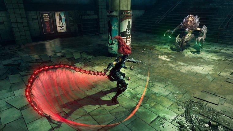 Darksiders III | Fury chega com tudo no primeiro vídeo de gameplay do jogo