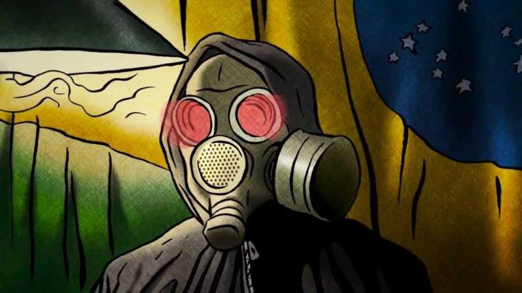 O Doutrinador | HQ brasileira vai ganhar filme live action e série animada