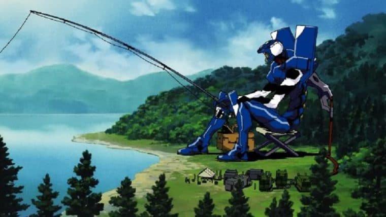 Pegador de peixe inspirado em Evangelion é a nova maluquice do Japão