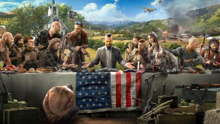 Far Cry 5 apresenta o modo cooperativo com novo trailer