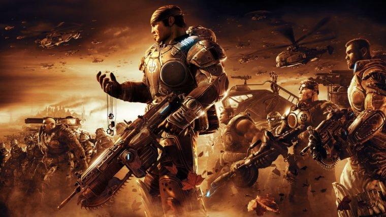 Filme de Gears of War recruta roteirista de Armageddon