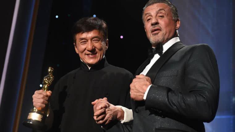 Jackie Chan e Sylvester Stallone vão lutar lado a lado em novo filme de ação