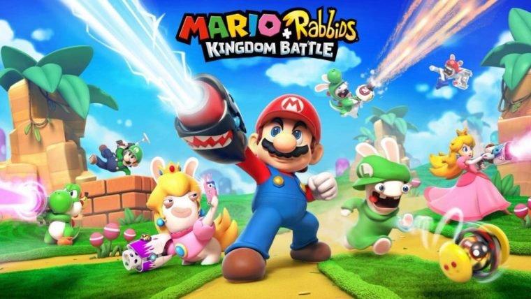 Crossover de Rabbids com Mario ganha nome e imagens oficiais