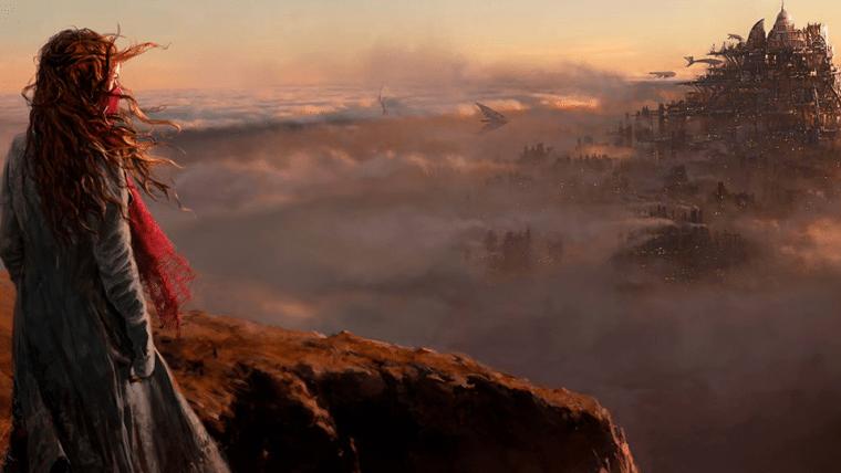 Mortal Engines | Peter Jackson divulga arte conceitual do filme